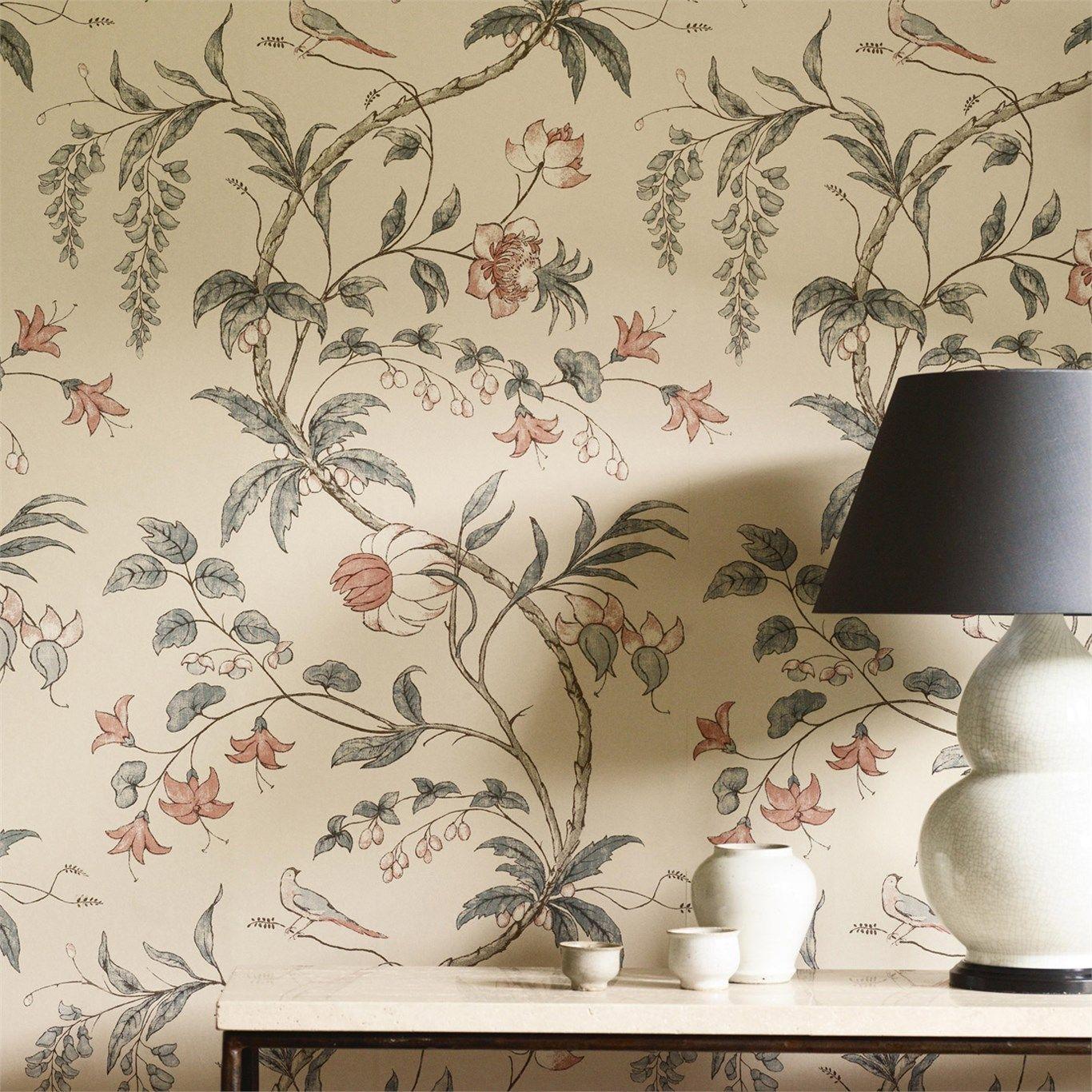 Zoffany Luxury Fabric And Wallpaper Design Products British Uk Fabric And Wallpapers Chambalon Designer Wallpaper Wallpaper Living Room Wall Coverings
