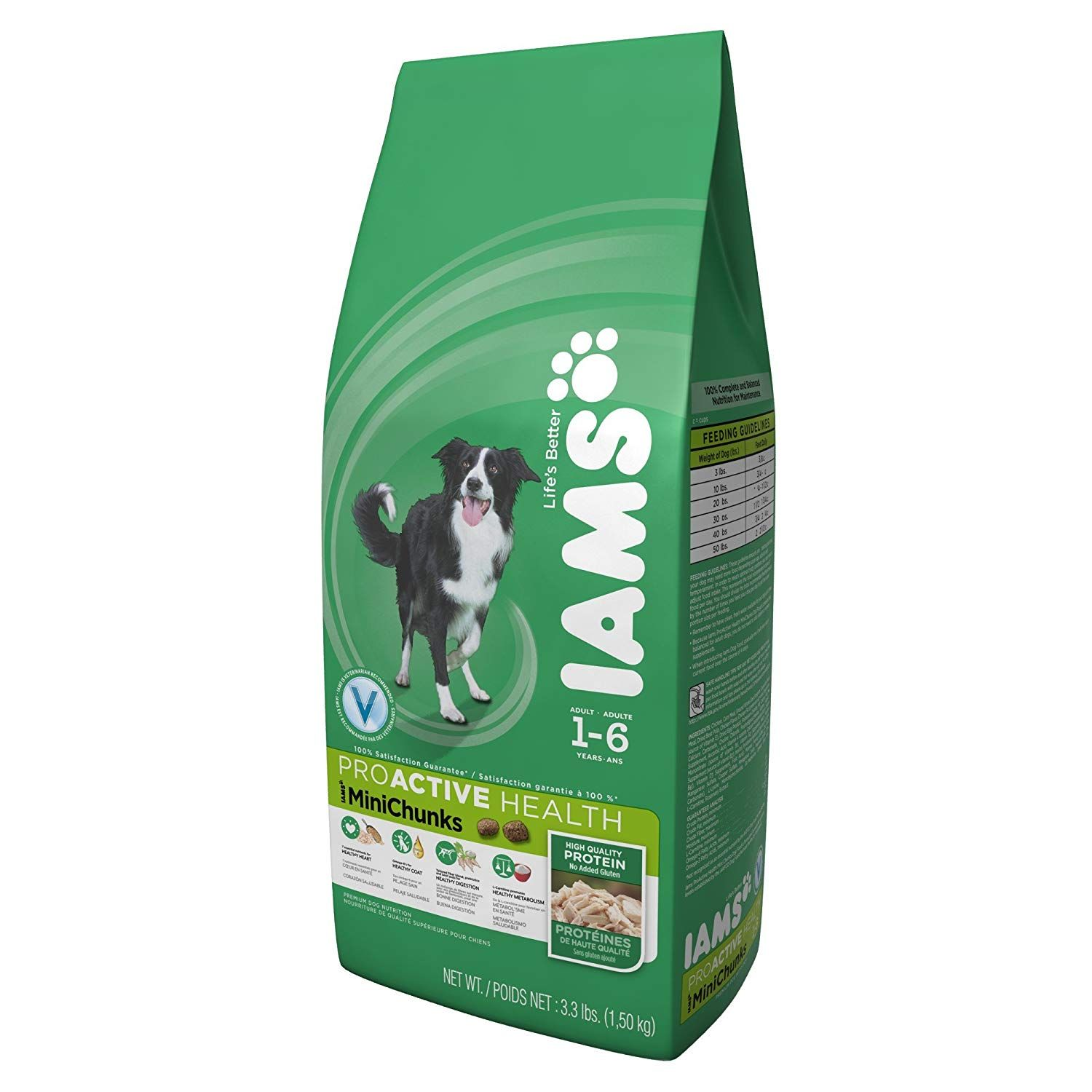 Iams ProActive Health Adult MiniChunks Premium Dog