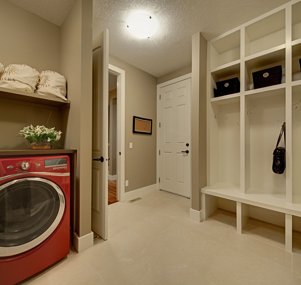 Kitchen And Utility Room Design Ideas: With Laundry Room, And Walk-through Pantry To