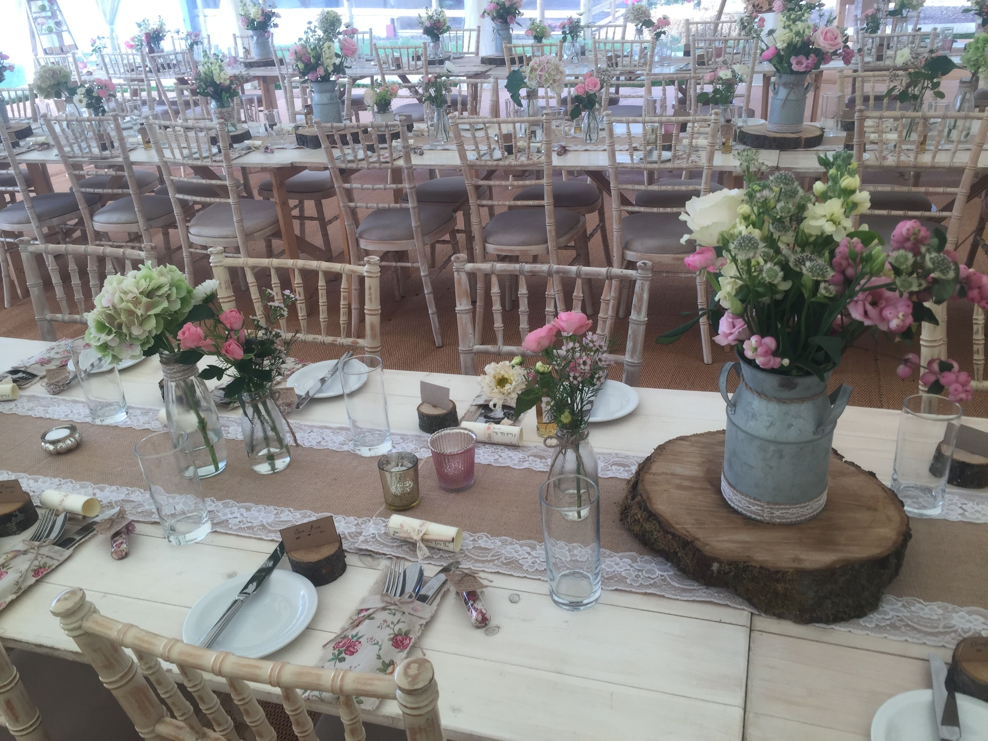 Rustic Vintage Trestle Table From South West Event Hire Furniture Hire Wedding Furniture Rustic Vintage Wedding