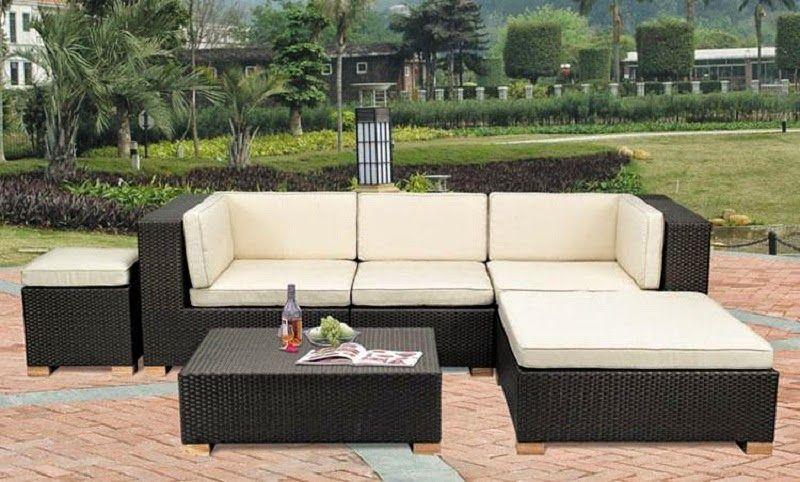 modern garden furniture los angeles