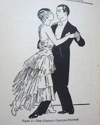 Today in Germany we celebrate the coming of the month of May. Tanz in den Mai. Waltz, fox trott, Charleston, whatever you like. Just dance!