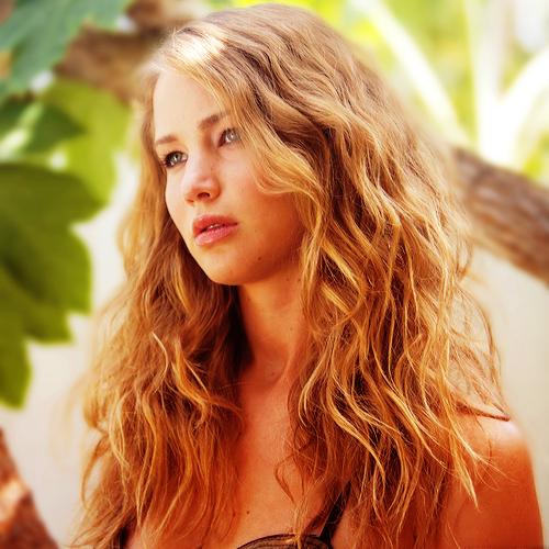 Jennifer Lawrence, really pretty :)