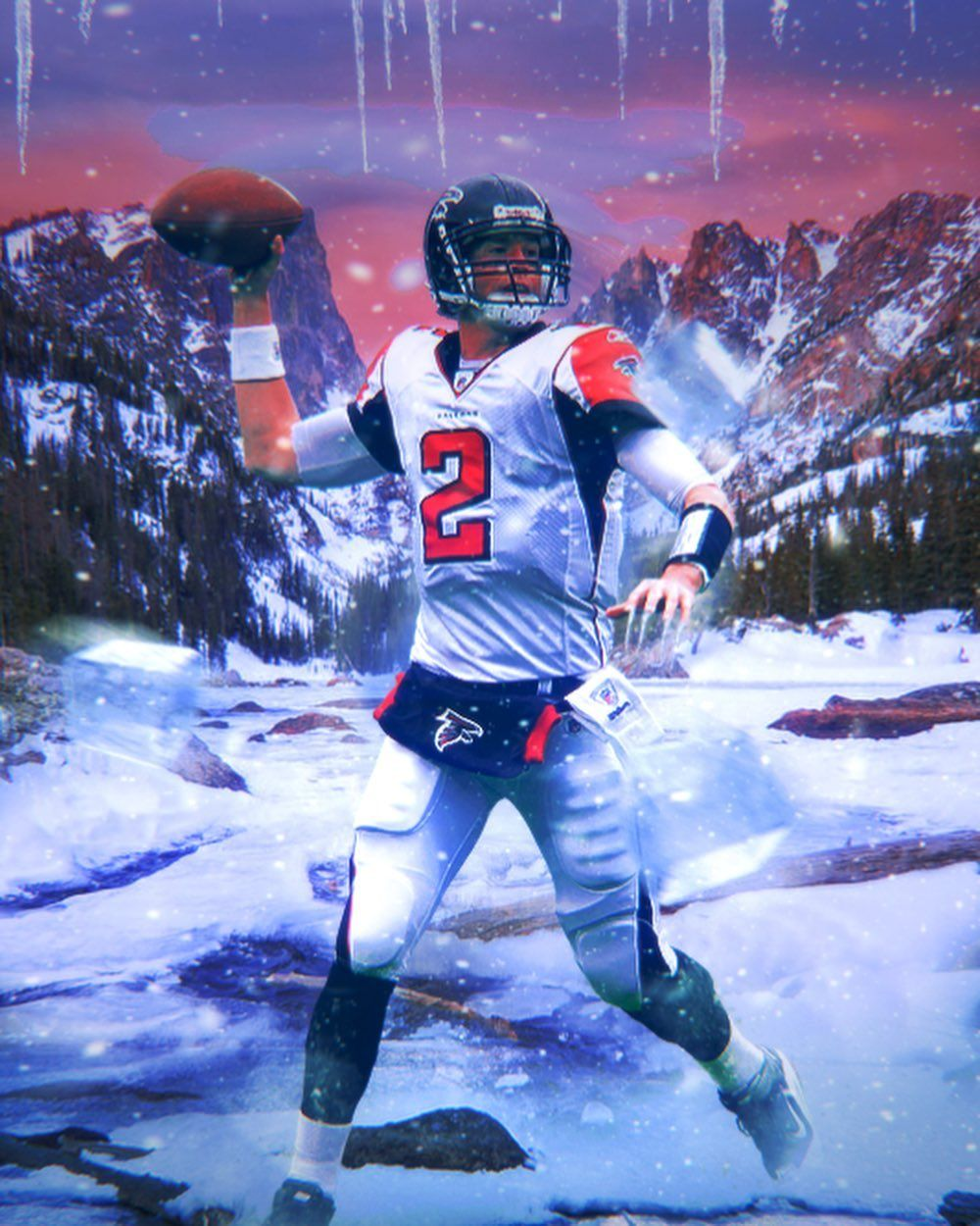 Falcons Source On Instagram Matty Ice Design How Do You Think Ryan Matt02 Will Play This Y In 2020 Atlanta Falcons Art Atlanta Falcons Wallpaper Atlanta Falcons