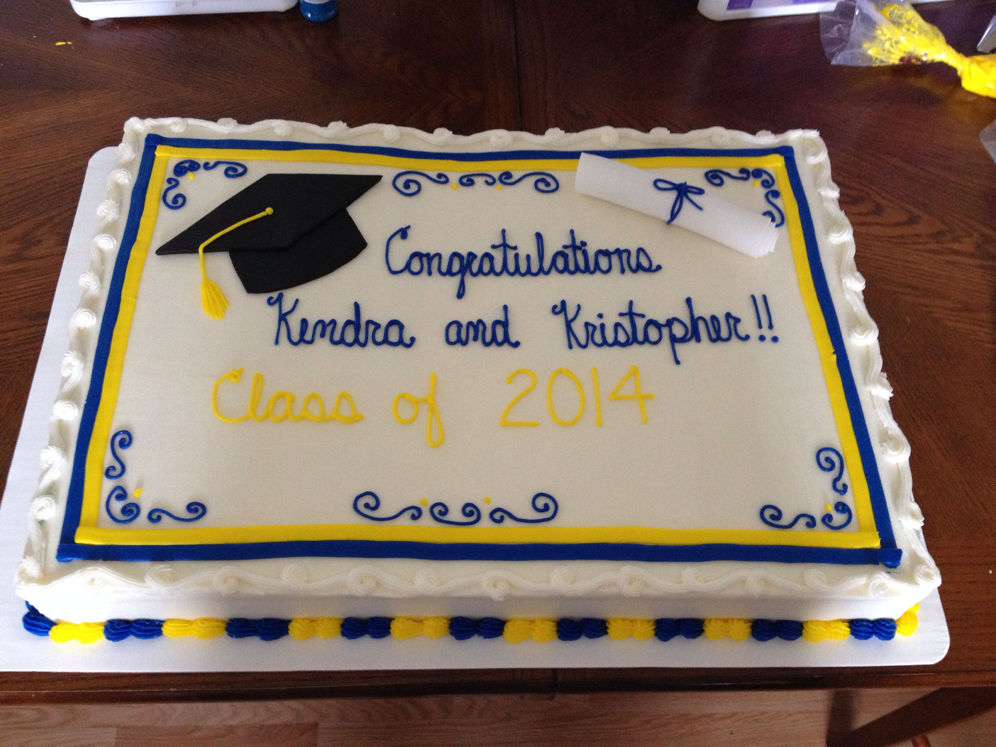Graduation sheet cake Recipes Pinterest Tortas ...