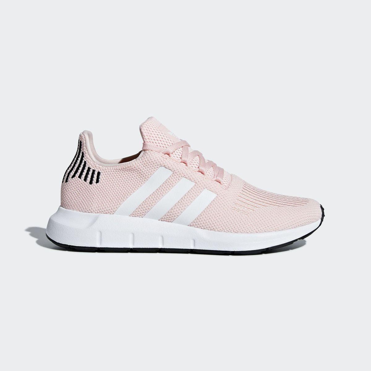 adidas Originals Swift Run chaussures running femme Gris Rose