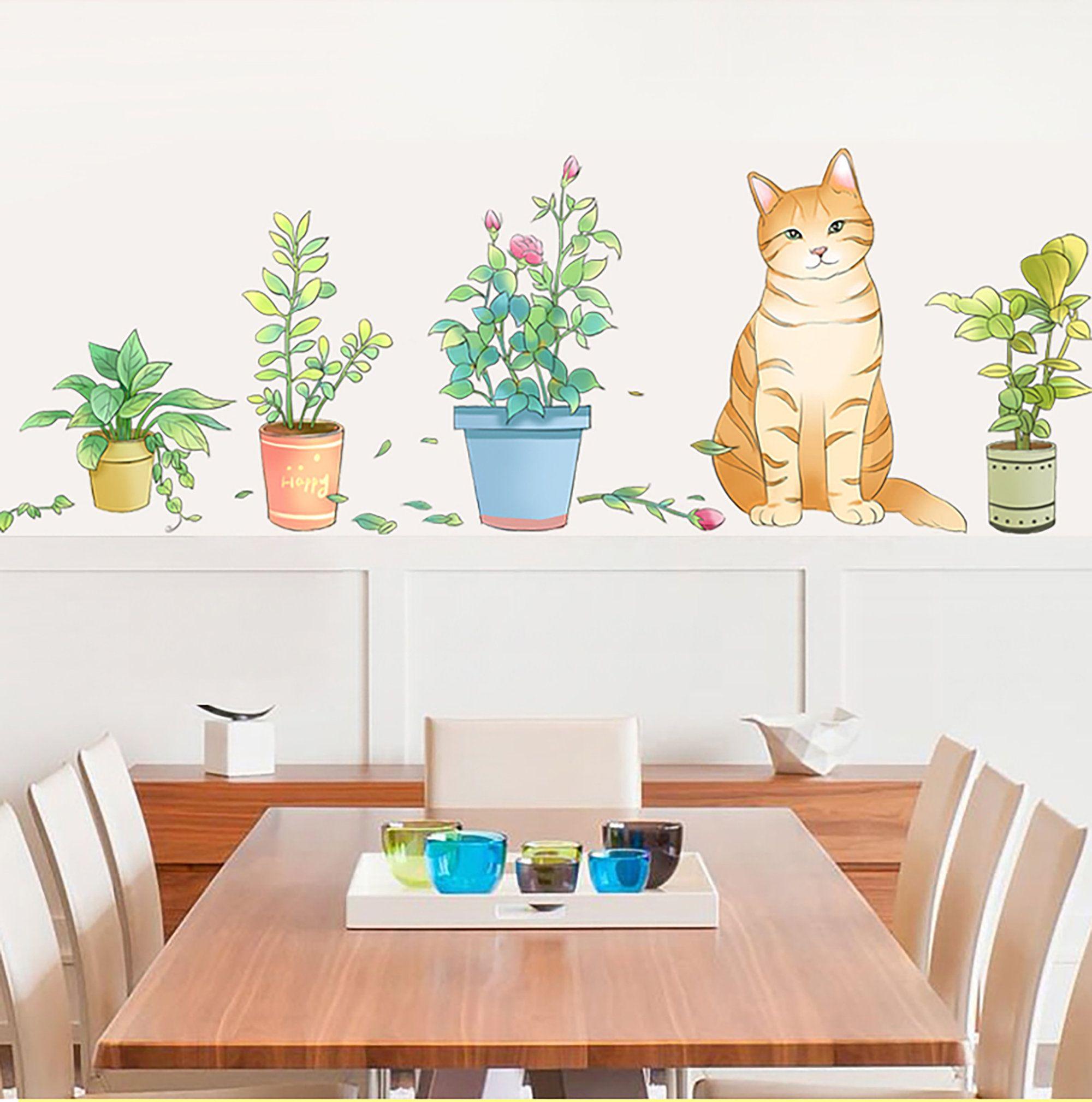 Creative Art Headboard Background Wallpaper Warm Living
