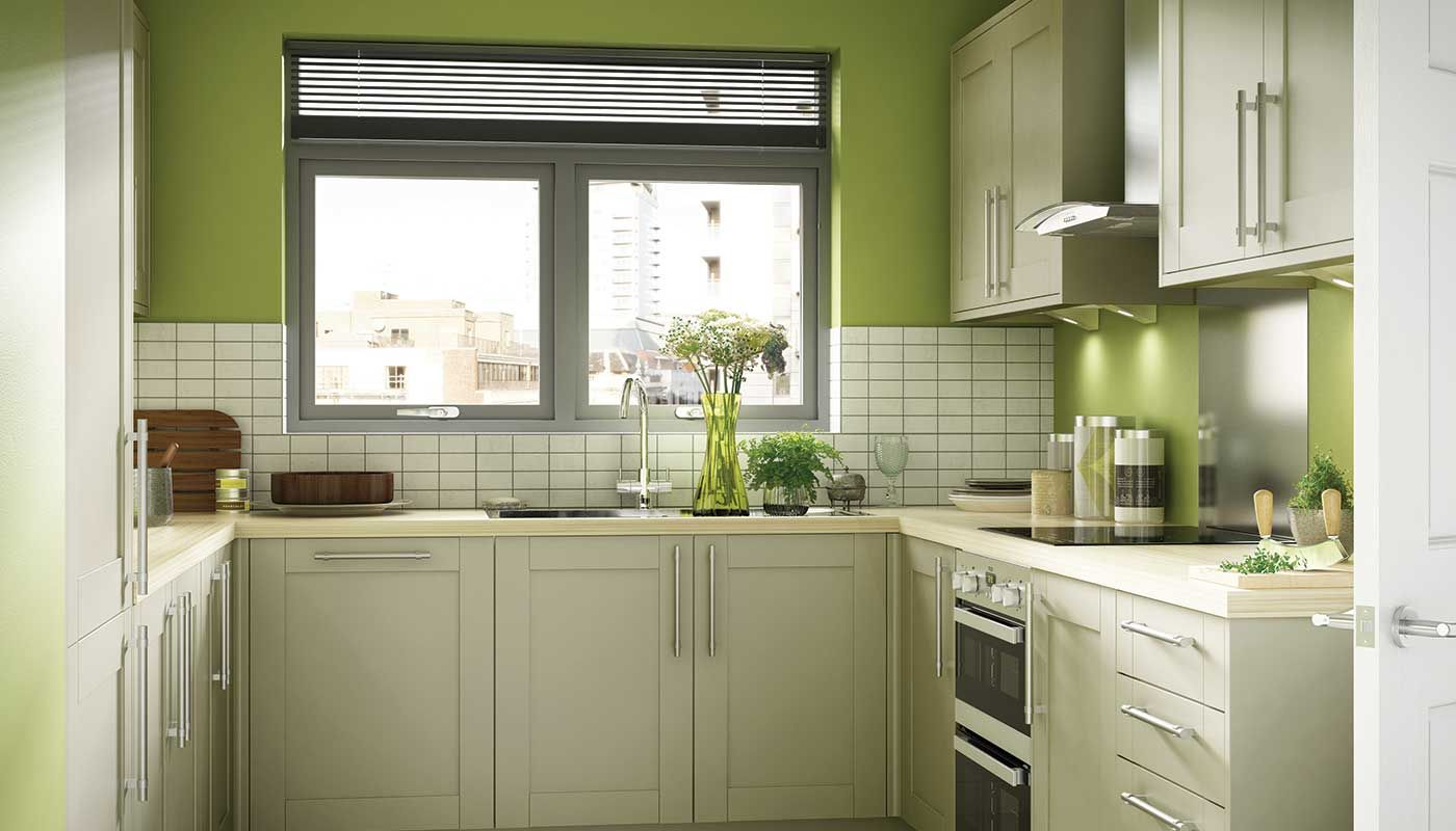 Kitchen Olive Green Google Search