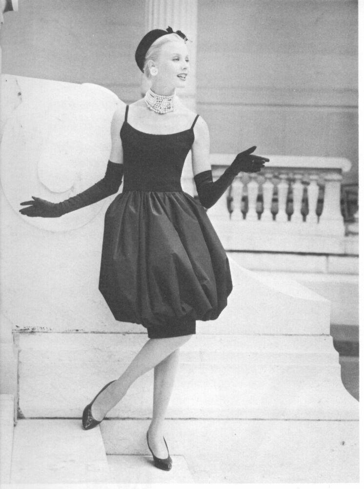 Yves Saint Laurent Hobble Skirt