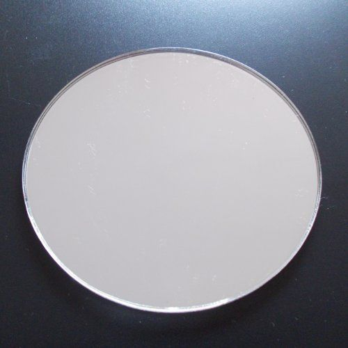 300mm Round Circle Mirror Disc   Silver Circular Acrylic Mirror Round Wall  Safety Wedding Table Centre
