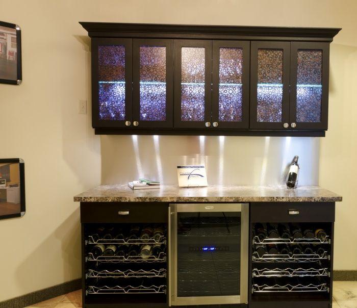 Showroom - Wine Bar   California Closets