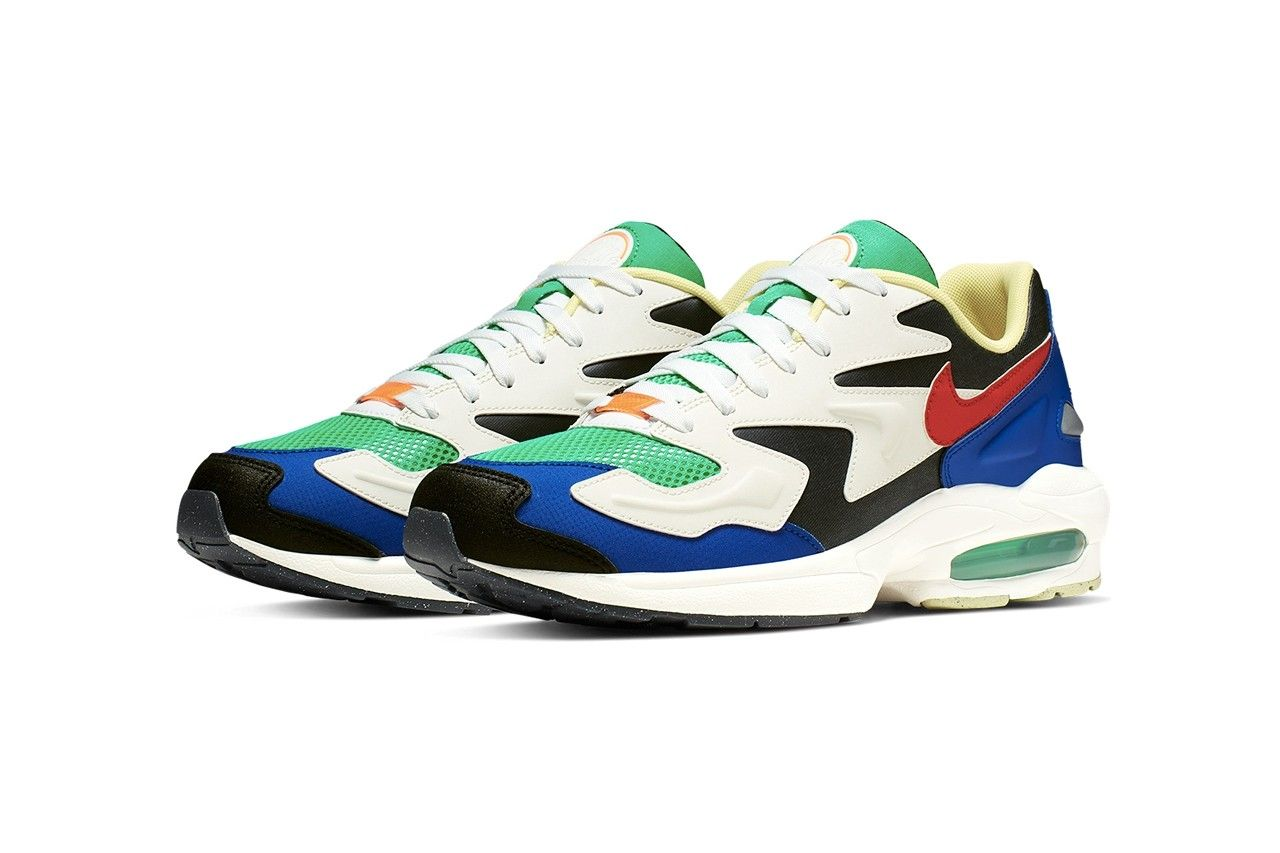 Nike's Latest Air Max2 Light SP Clad In