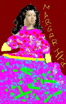 Margarita por Estela