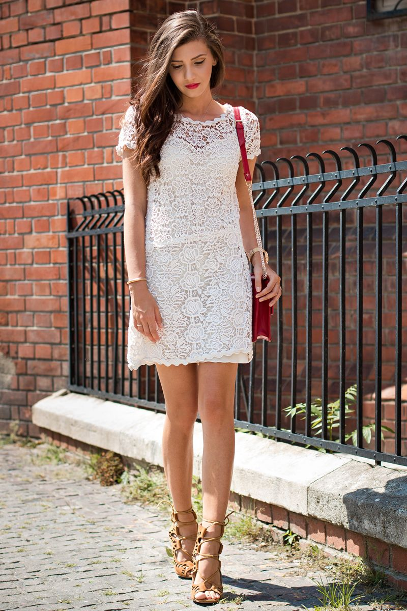 To acquire Tipsfashion Fashion challenge lacy whites picture trends