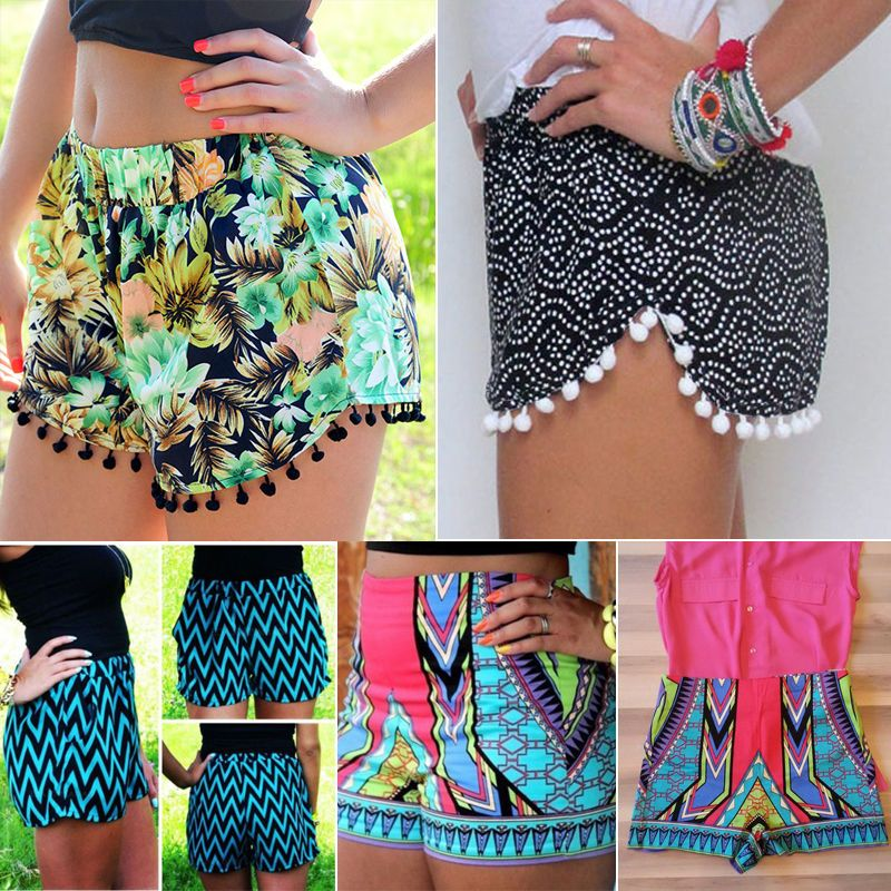 3825f80e384 Sexy Hot Pants Summer Casual Shorts Beach High Waist Short Fashion Lady s  Women  Unbranded  MiniShortShorts