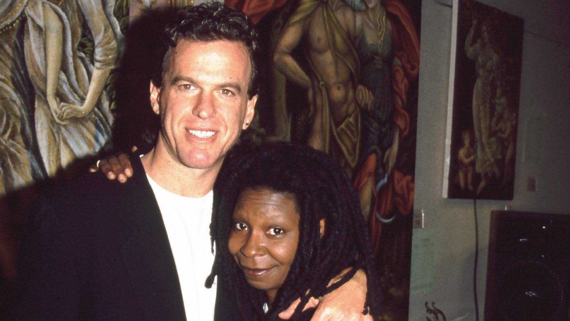 Goldberg whoopi dating is who Meet the