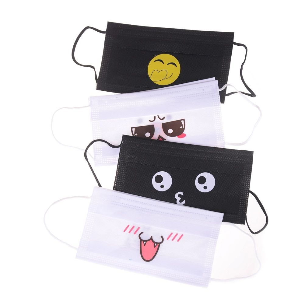 cute disposable mask