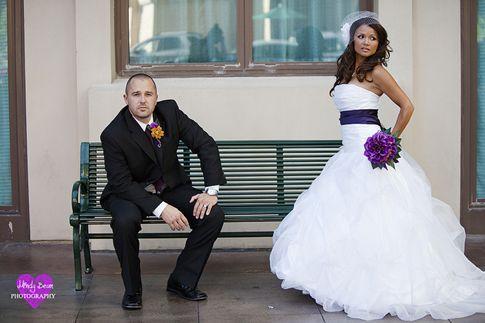 Viva Las Vegas Wedding Dress