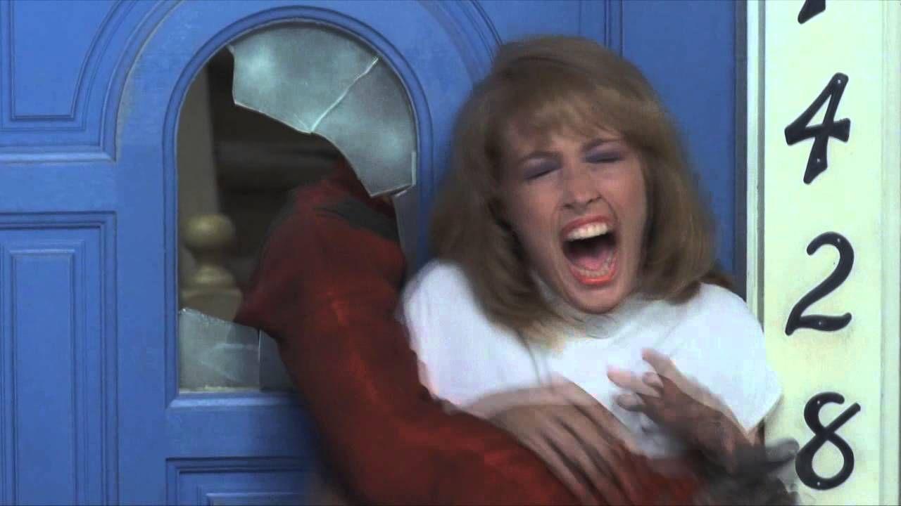 A Nightmare On Elm Street 1984 Death 4 Marge