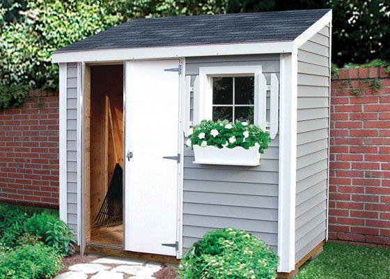 10 Great Storage And Organization Ideas For Garden Sheds Garden