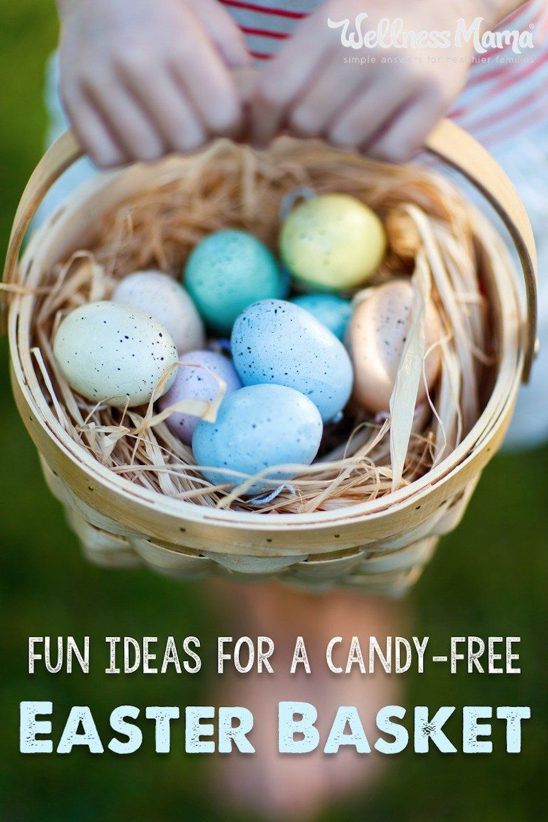 My favorite candy free easter basket ideas healthy candy basket my favorite candy free easter basket ideas negle Choice Image