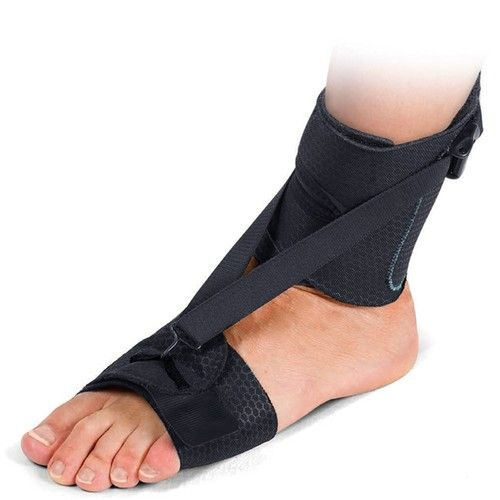 Ankle Support Adjustable Sports Foot Board Pad Hallux Valgus Correction Bandage Ankle Guards Sole Big Toe Fracture Fixation Recovery Auxiliary