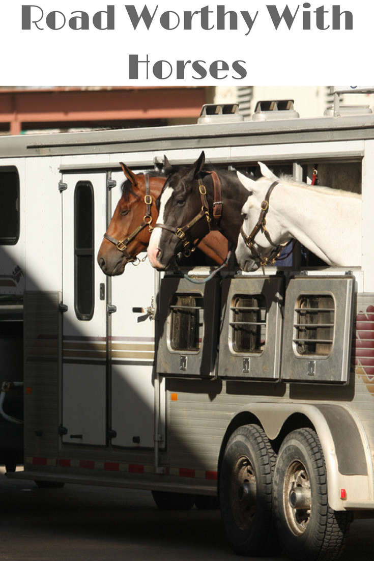 Heed these tips to keep your horse-showing travels safe.