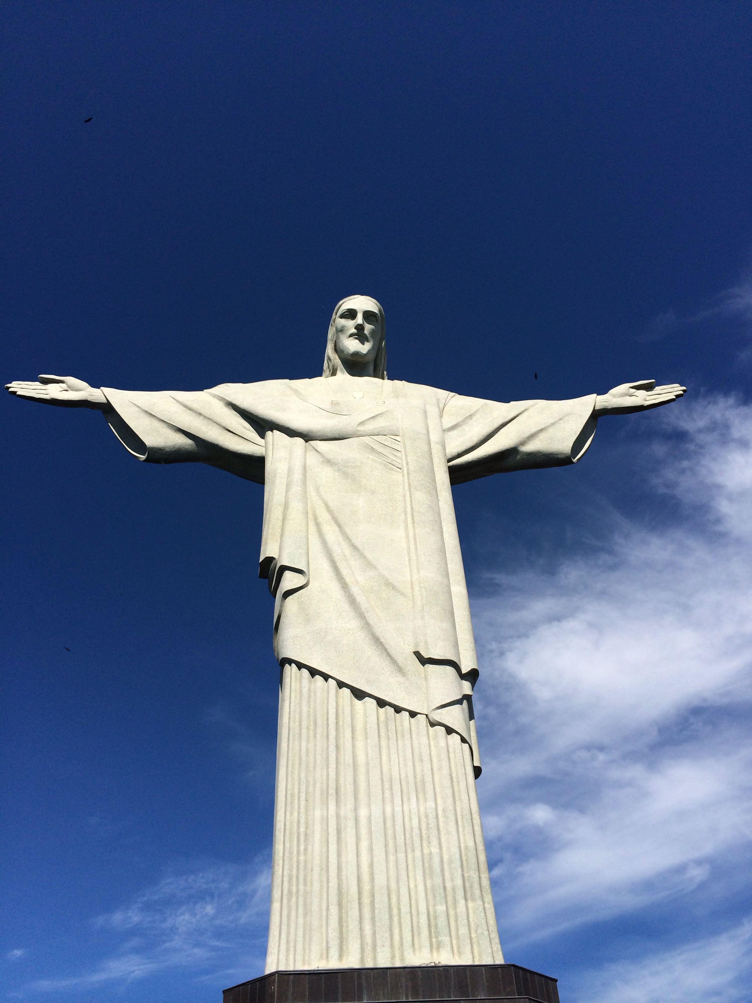 Cristo do Corcovado - Rio de Janeiro Brazil