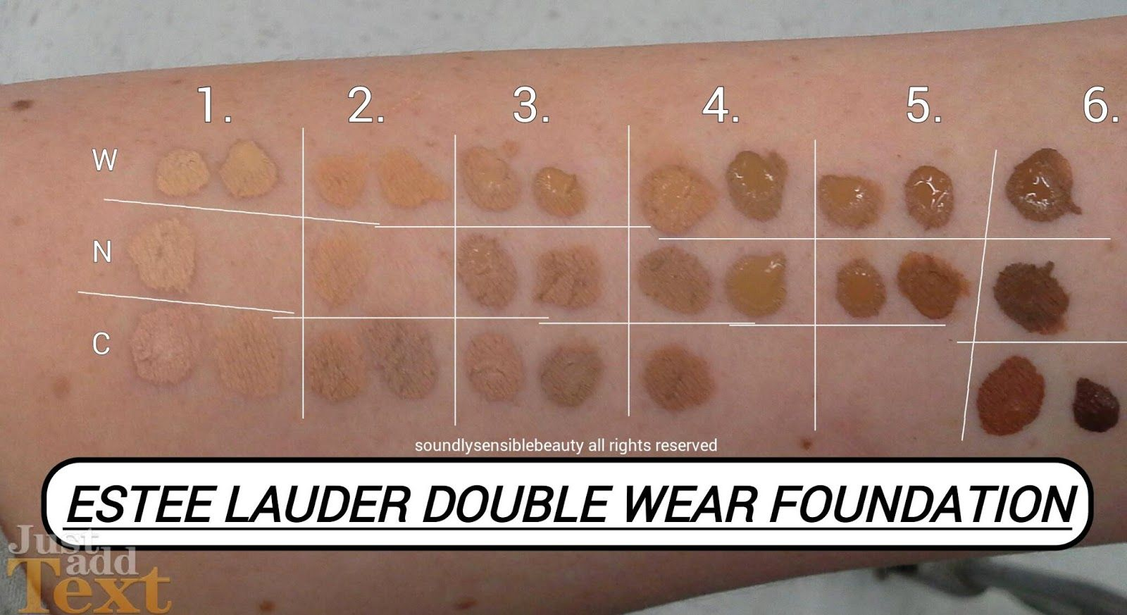 Estee Lauder Double Wear Foundation 6w1 Google Search