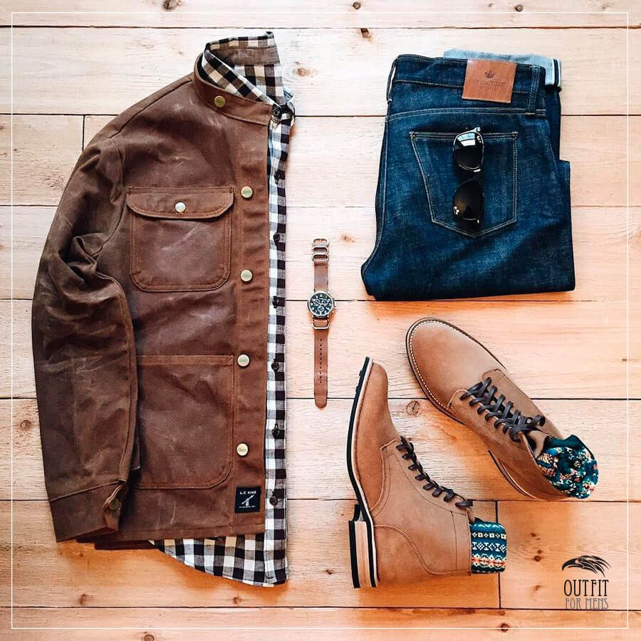 Outfit_for_mens???? Lookbook for every day. ???? Follow@outfit_for_mens and tag your friends who need to see this. #mensfashion #man #men #menslookbook #lifeisnow #lifestyle #fashionmen #casual #outfitofmen #dapper #GQ #gqstyle #manoutfit