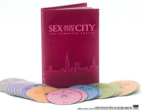 Sex and the city collection images 17