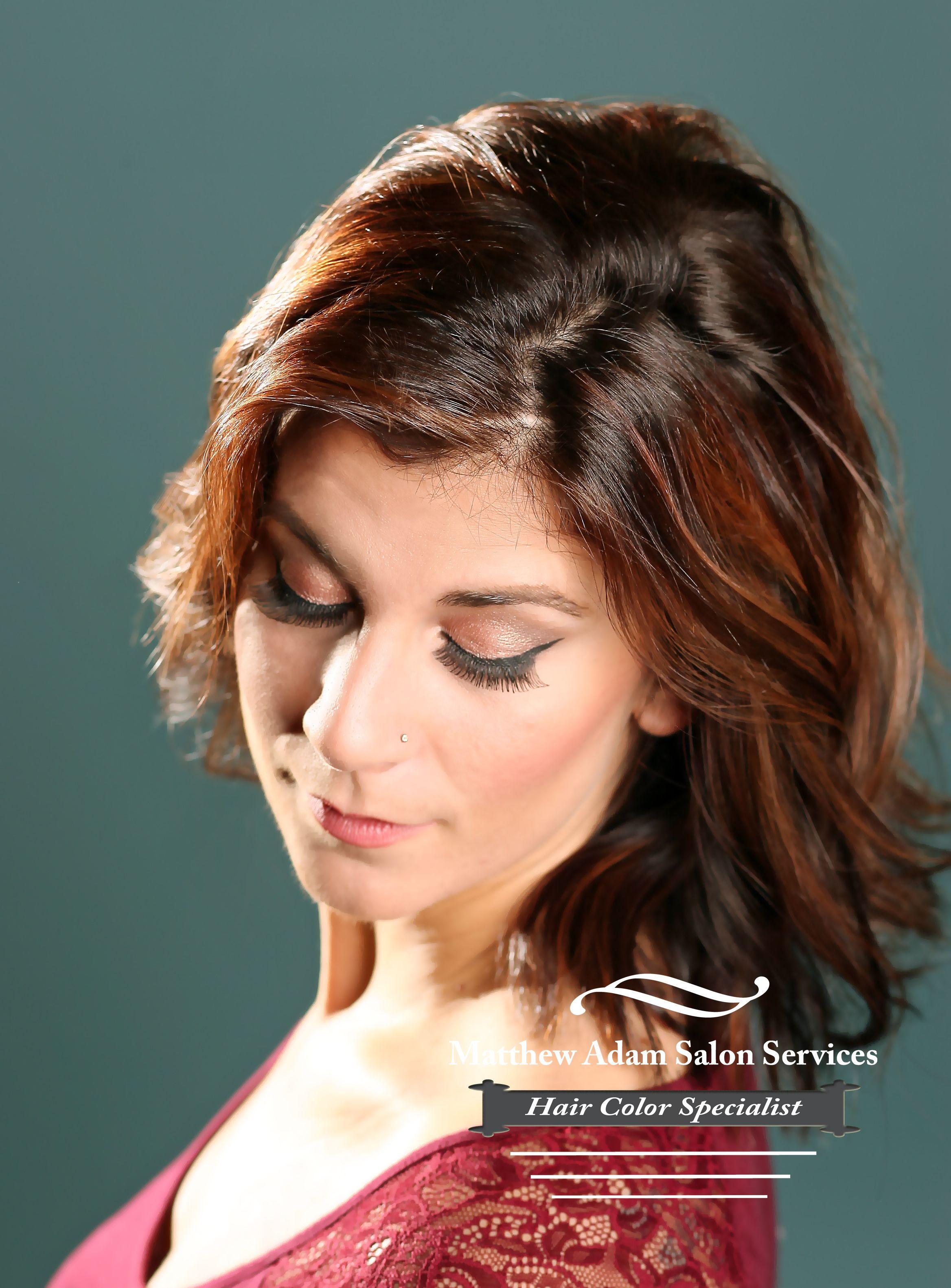 Pin by Matthew Adam Salon Services on Dallas Hair Color ...