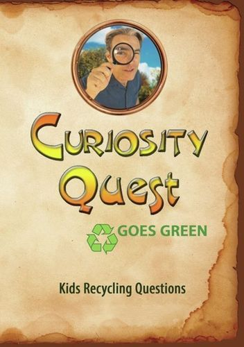 Curiosity Quest Goes Green: Kids Recycling Questions [DVD]