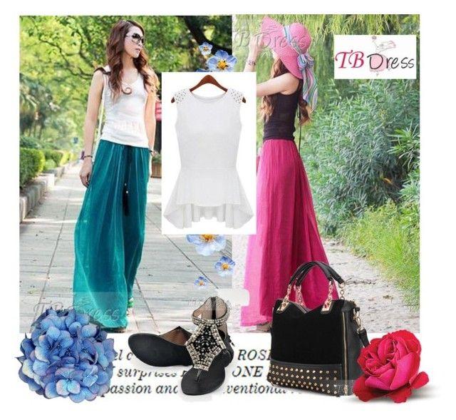 """TB Dress 5/30"" by lejla-ale ❤ liked on Polyvore"
