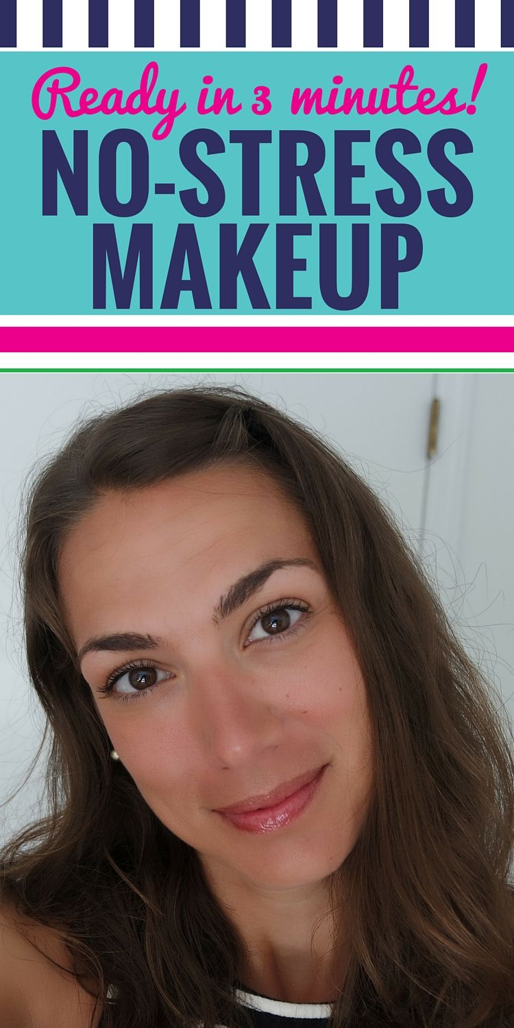 My 3Minute Makeup Routine Fast makeup, Makeup routine