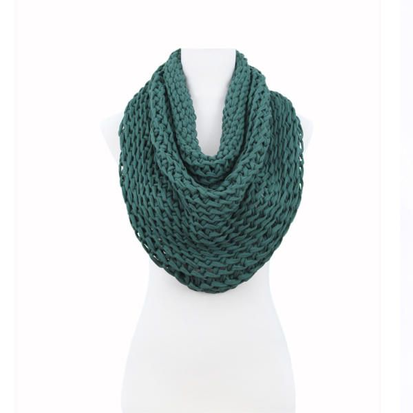 Knitted scarf | Fashion Finds | Pinterest | Hilo, Tejido y Bellisima