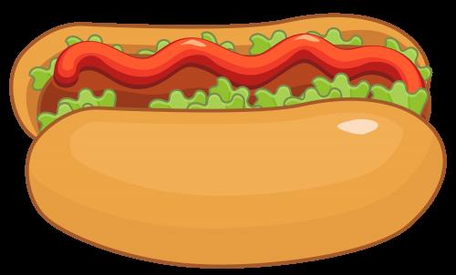 Hot Dog Png Clipart Clip Art Food Clips Food Png
