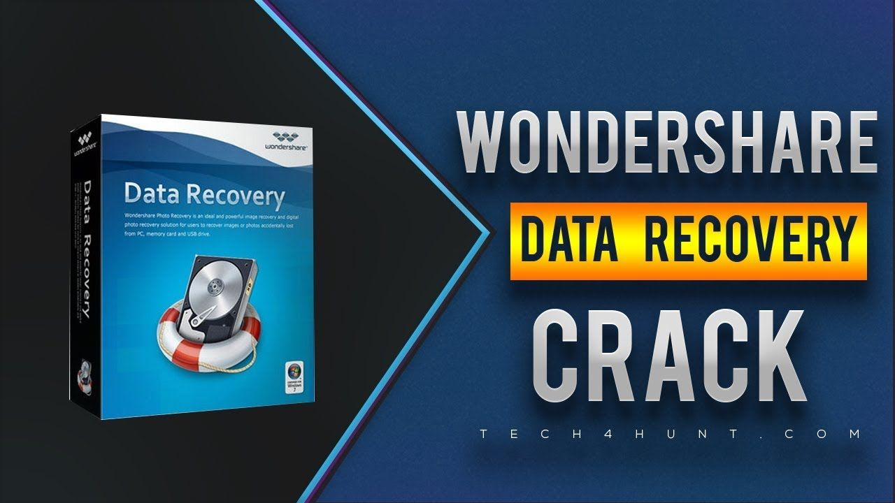 Data Recovery Software Wondershare Data Recovery 6.6.0