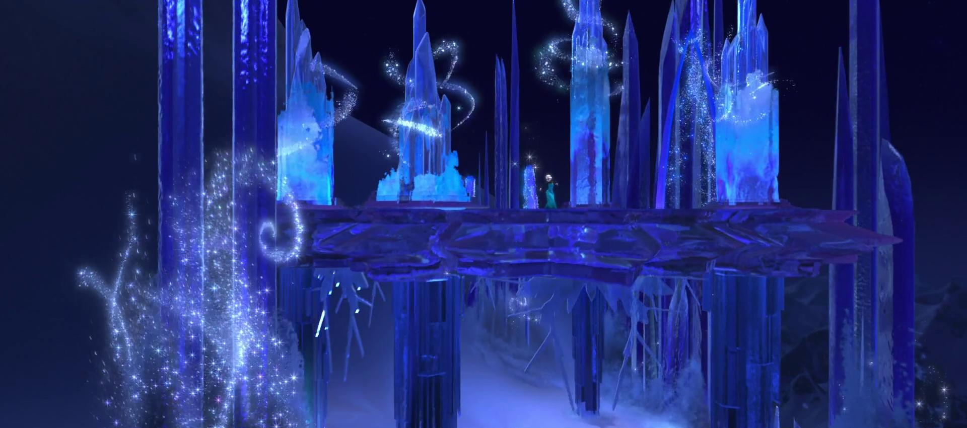 dibujo castillo frozen  Buscar con Google  valeria  Pinterest