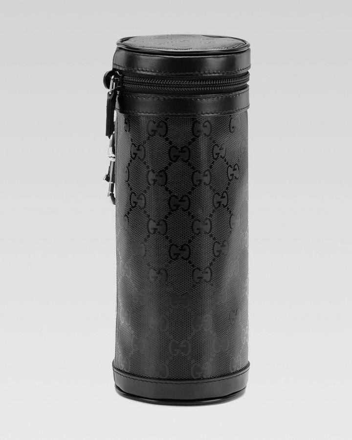 #converttoblack Gucci Bottle Holder