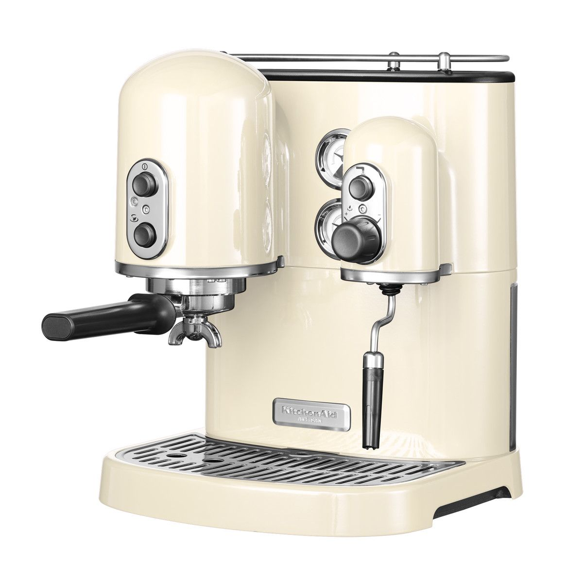 KitchenAid - Artisan Espressomaschine, crème | Espressomaschine ...
