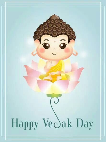 HAPPY VESAK DAY  tempo  Gambar