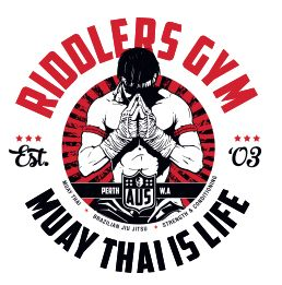 riddlers gym logo pinterest gym muay thai and martial rh pinterest co uk Muay Thai Kickboxing Muay Thai Cartoon