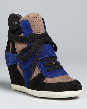 dd0a95e7c9120a Ash Wedge High Top Sneakers - Bowie - Shoes - Bloomingdale's ...