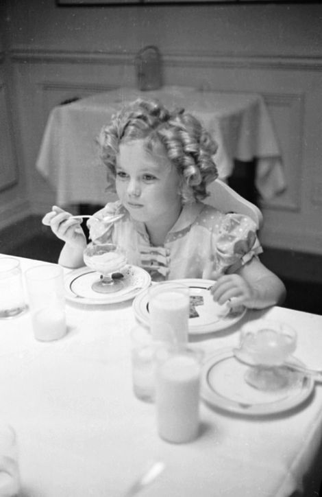 A Wistful Goodbye To Shirley Temple Our Original Curly Hair Idol