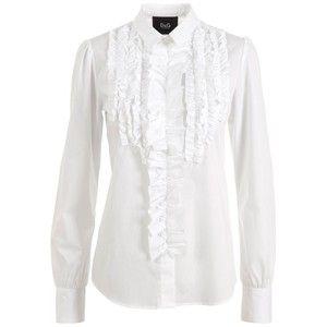 FEMINA - Modéstia e elegância (por Aline Rocha Taddei Brodbeck): Camisas femininas brancas