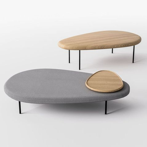 """Lily"""" ottoman/coffee table designed by Marc Thorpe for Casamania by ..."""