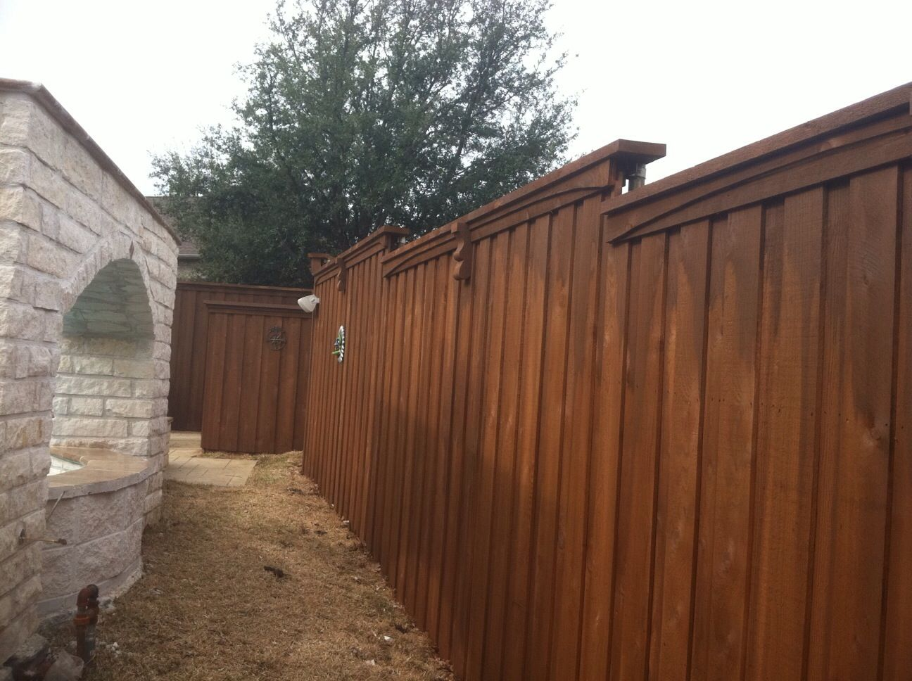 Need Ideas For A Wood Fence Check Out Our Beautiful