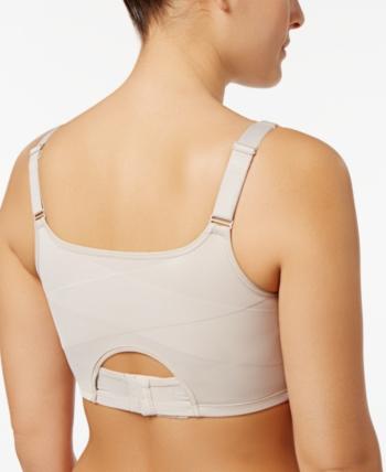 Posture Correcting Neuroband Alignmed Racerback Bra BEIGE Size Medium