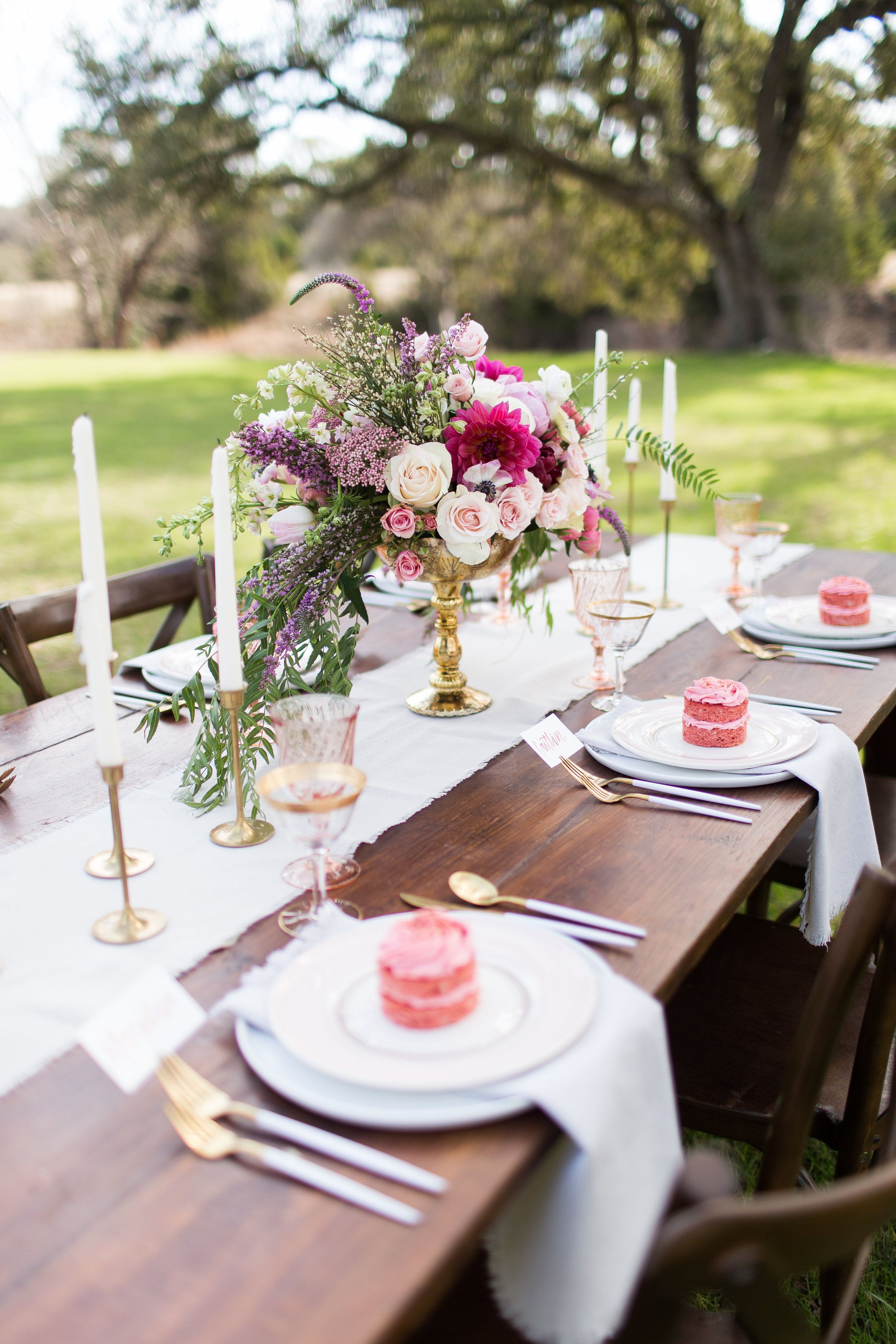 Our Collection Of Vintage And Modern Rental Furnishings Galentines Party Gold Wedding Decorations Table Top Design